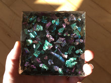 Load image into Gallery viewer, Small Copper Tourmaline Pyramid