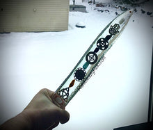 Load image into Gallery viewer, Massive Blessed Ice Dagger/Athame