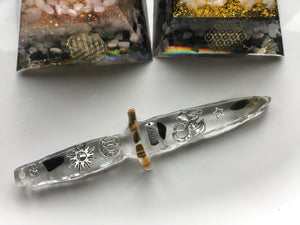 Faith Dragon Ice Dagger/Athame