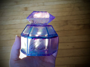 Purple Crystal box