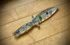 Tree of Miracles Ice Dagger/Athame