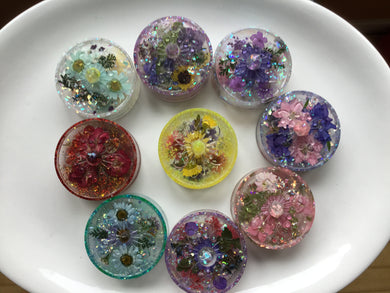 Flower Trinket Boxes