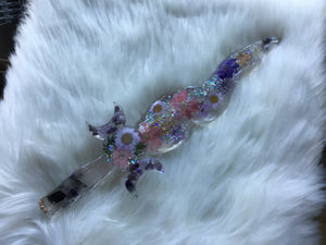 Deluxe Purple Believe Ice dagger/Athame