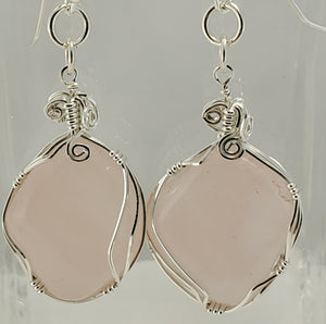 Rose Quartz Freeform  (10050)