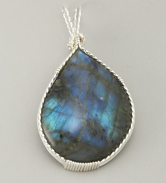 Labradorite Big Drop