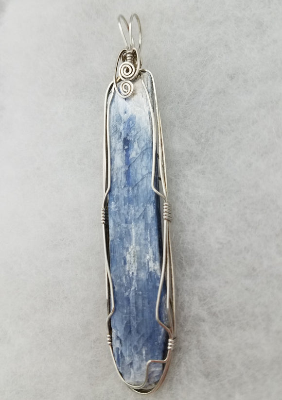 Blue Kyanite  (20054)