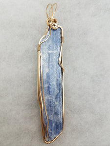 Blue Kyanite  (20050)
