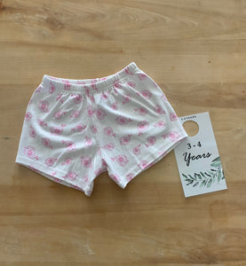 SALE - Girls Bird Short, Age 3-4