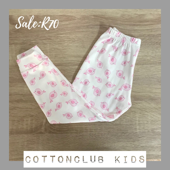 SALE - BIRD PANTS