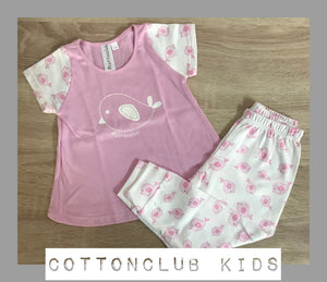 BIRD SPRING PYJAMA PANTS SET