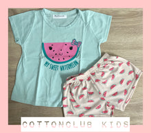 Load image into Gallery viewer, Watermelon Summer Pjs 2-6 years