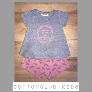 SLEEP KINGDOM SUMMER PYJAMAS