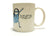Anxiety Girl 11-oz coffee mug
