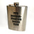 Mother-Fucking Booze Time Stainless Steel Flask