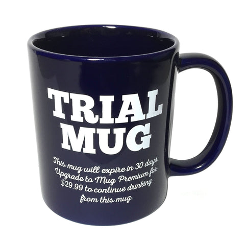 TRIAL MUG 11-oz ceramic mug