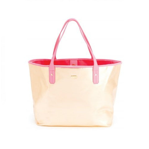 Ban.Do Everything Tote Bag, Rose Gold/Neon Pink