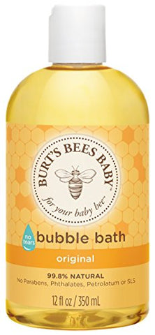 Burt'S Bees Baby Bubble Bath, 12 Ounces (Packaging May Vary)