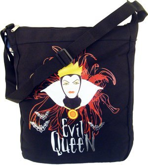 Disney Evil Queen Canvas Tote Bag