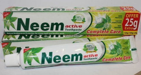 Neem Active Toothpaste 125 Gm 2-Pcs
