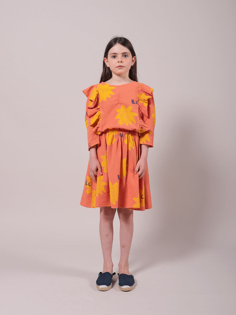 "BOBO CHOSES ""For President"" Sparkle All Over Woven Dress"