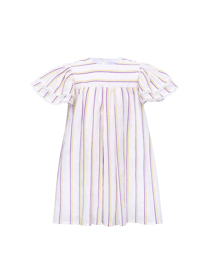 "PAADE MODE ""Miilu"" Cotton Dress Noel White"