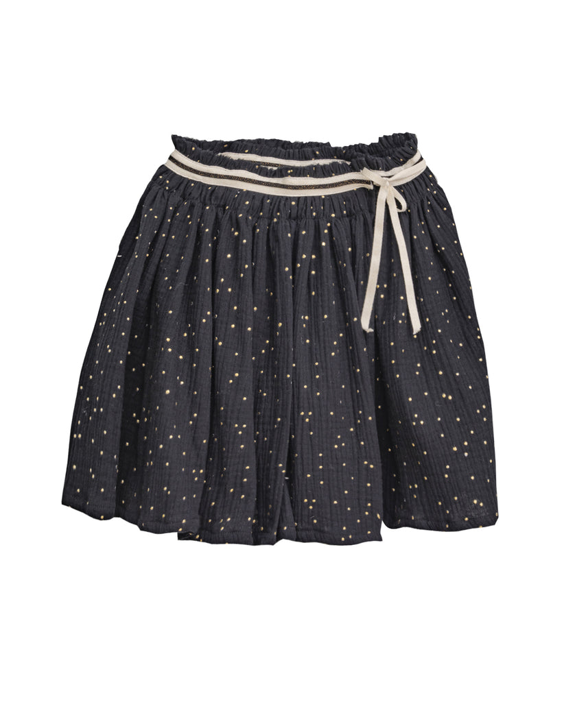 COSMOSOPHIE Constella Skirt in Confetti Black