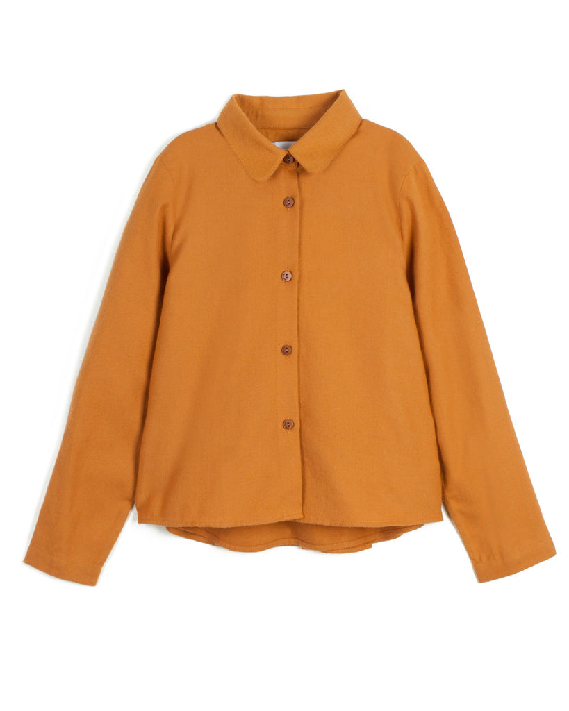 "WOLF AND RITA ""Freedom Blues"" Denise Blouse in Orange"