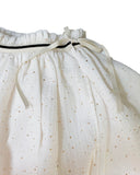 COSMOSOPHIE Constella Skirt in Confetti White
