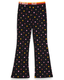 SCOTCH AND SODA Printed Flare Leggings