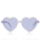 SONS + DAUGHTERS Lola Sunglasses in Coconut White