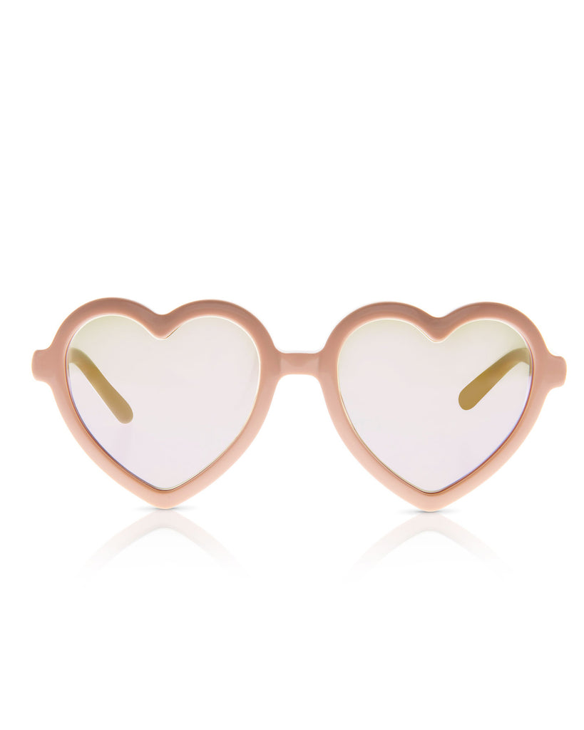 SONS + DAUGHTERS Lola Sunglasses in Bio Nude