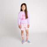BILLIEBLUSH Glasses Shorts with Flouncy Ruffle