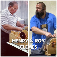 Henry & Roy Clemes Workshops
