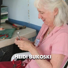 Heidi Bukoski Workshops
