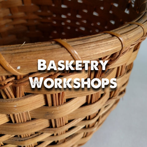 Basket Making Workshops