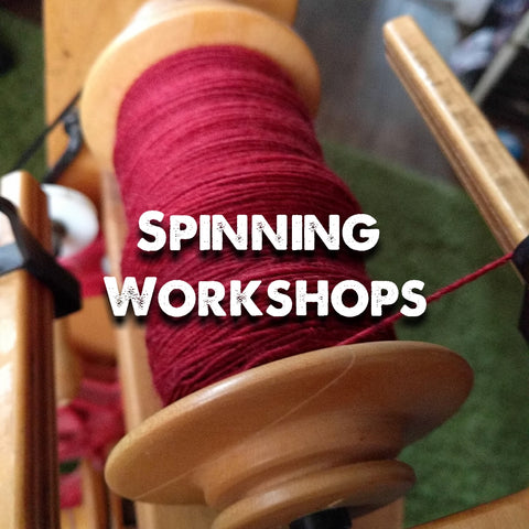 spinning workshops