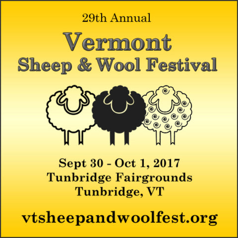 Vermont Sheep & Wool Festival RECIPROCAL AD 6.20.17