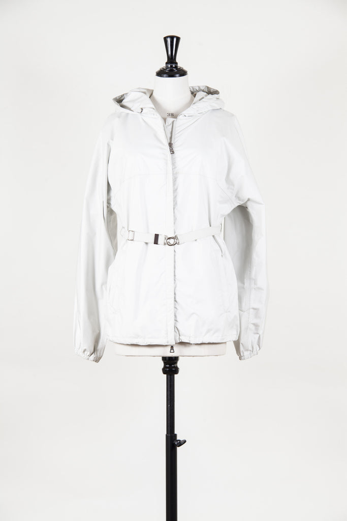 Waterproof jacket with hood by Prada Sport