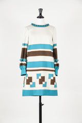 Embellished tunic dress by Moschino Cheap and Chic at Isabella's Wardrobe