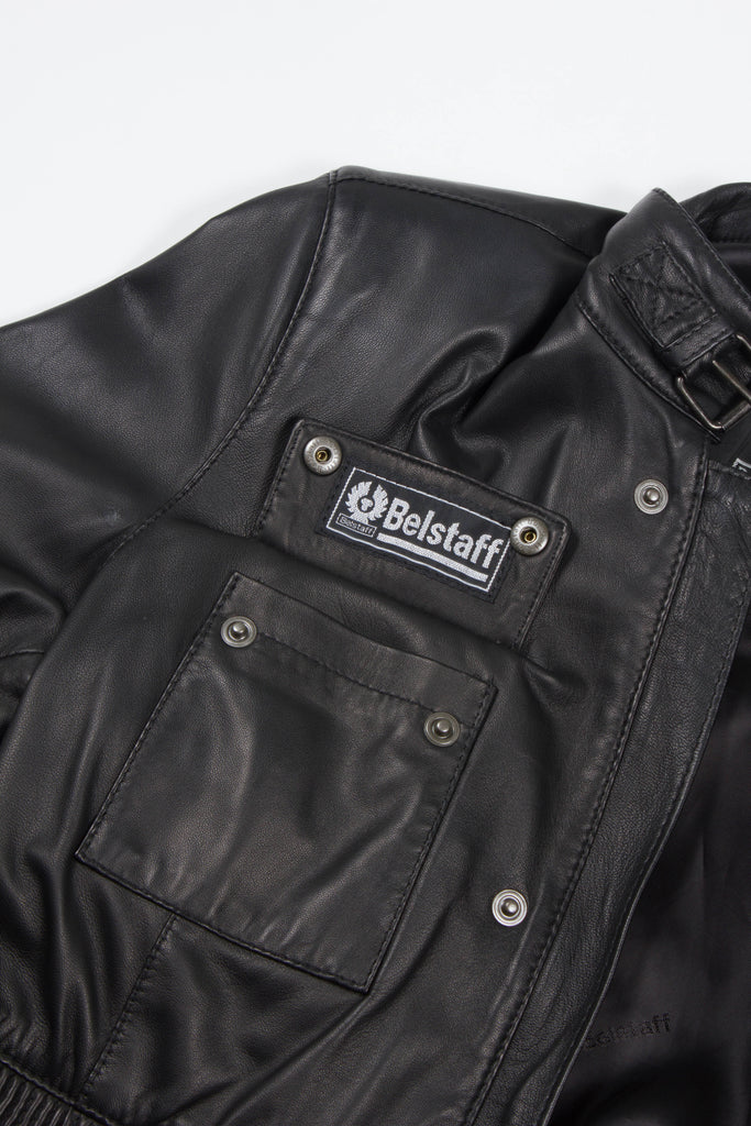 Nappa Leather Jacket by Belstaff