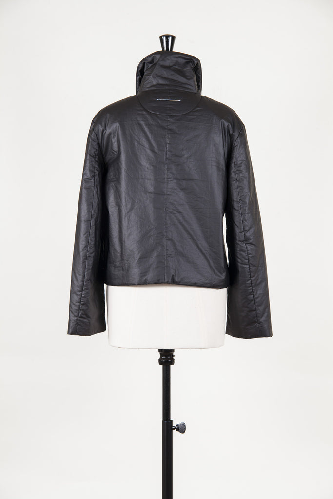 Side fastening jacket by Martin Margiela