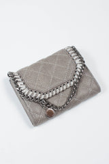 Small Falabella Quilted Purse by Stella McCartney at Isabella's Wardrobe