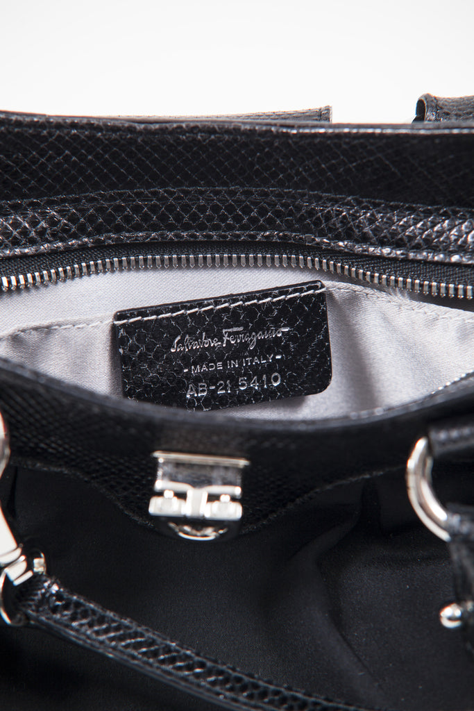 Small Safari bag by Salvatore Ferragamo