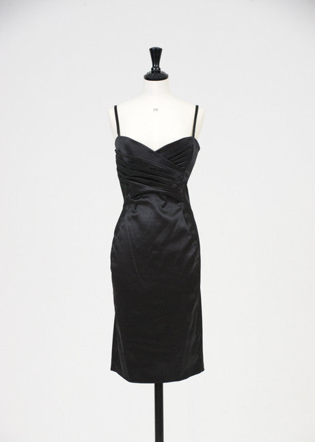 Black sheath dress by Just Cavalli