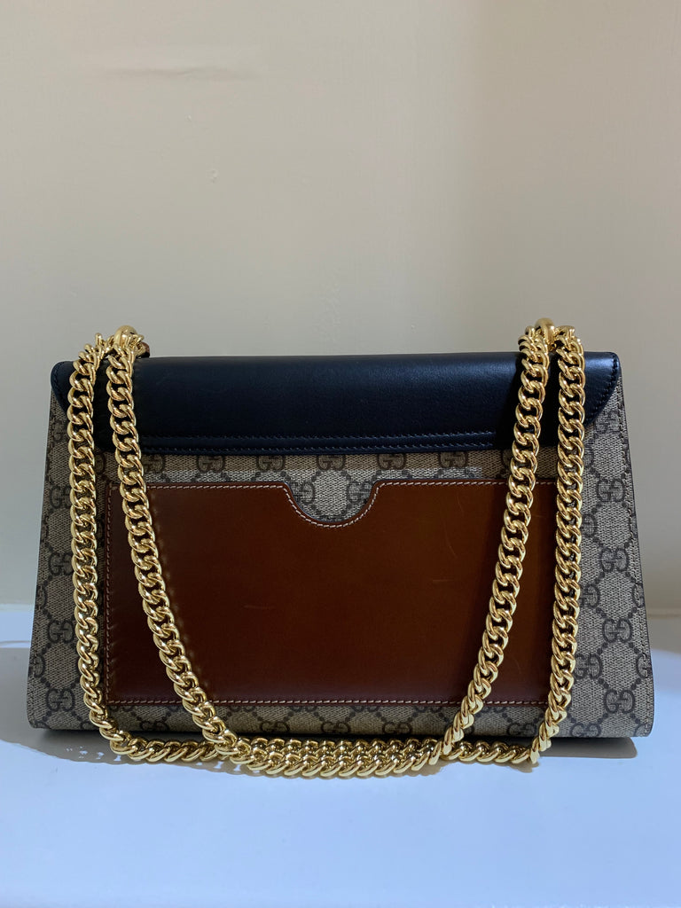 Padlock Medium GG Shoulder Bag by Gucci