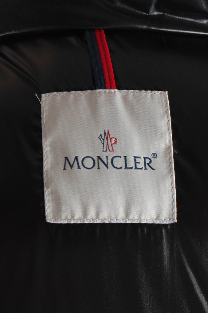 Moka Down Coat by Moncler