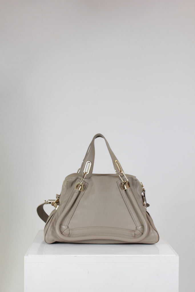 Paraty Satchel Bag by Chloe