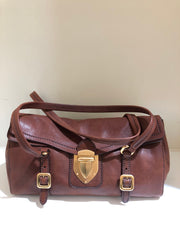 Double Handled Shoulder Bag by Prada at Isabella's Wardrobe