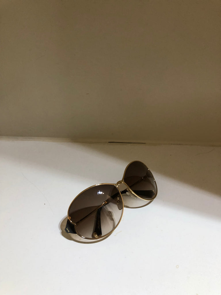 Daisy Brown Sunglasses by Louis Vuitton