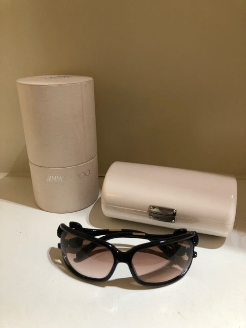 Mini JJ Snake Sunglasses by Jimmy Choo